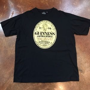 🌼3 for $15🌼 Guinness Official 100% Cotton Tee XL
